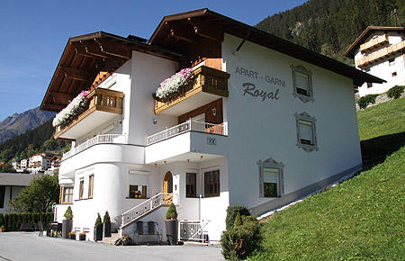 Bild der Pension Apart Garni Royal in Kappl Paznaun